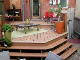 beautiful deck, John Silva, The Fix-it Professionals