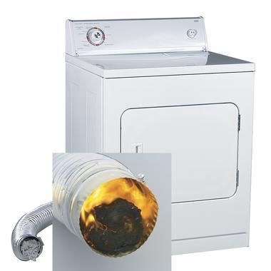 dryer, John Silva, The Fix-It Professionals