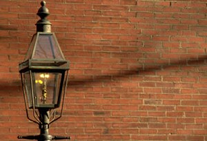 Outdoor lamp, John Silva, The Fix-It Professionals