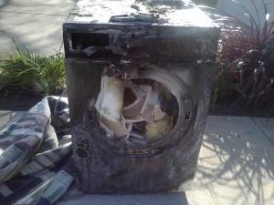 dryer fire, John Silva, The Fix-It Professionals