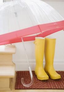 Rain Boots, John Silva, The Fix-It Professionals