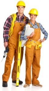 construction workers, John Silva, The Fix-It Professionals