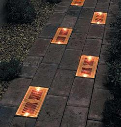 lighted brick pathway, John Silva, The Fix-It Professionals