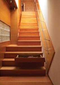 wood stairs, John Silva, The Fix-It Professionals