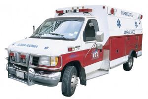 ambulance, John Silva, The Fix-It Professionals