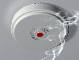 Smoke Detector, John Silva, The Fix-It Professionals