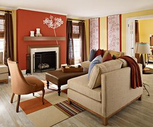 Living room, John Silva, The Fix-It Professionals